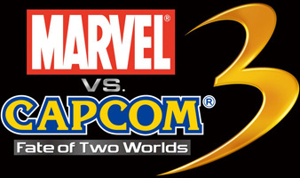 Logo of Marvel vs. Capcom 3: Fate of Two Worlds (PS3)