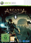 UK Boxshot of Arcania: Gothic 4 (XBOX360)
