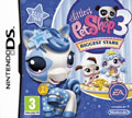 UK Boxshot of Littlest Pet Shop Biggest Stars: Blue Team (DS)