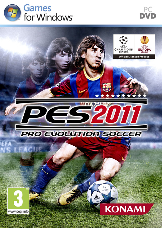Pro Evolution Soccer 2011-RELOADED
