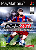 UK Boxshot of Pro Evolution Soccer 2011 (PS2)