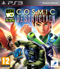 UK Boxshot of Ben 10: Ultimate Alien - Cosmic Destruction (PS3)