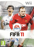 UK Boxshot of FIFA 11 (NINTENDO Wii)