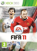UK Boxshot of FIFA 11 (XBOX360)