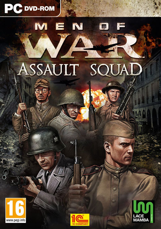 Men of War Assault Squad Game of The Year Edition [PC]