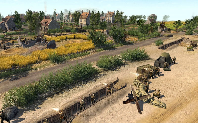 screen1 large Men of War Assault Squad Game of The Year Edition [PC]