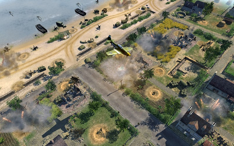 screen2 large Men of War Assault Squad Game of The Year Edition [PC]