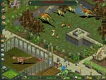 Screenshot of Zoo Tycoon: Dinosaur Digs (PC)