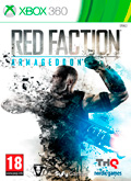 UK Boxshot of Red Faction: Armageddon (XBOX360)