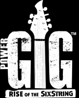 Logo of Power Gig: Rise of the SixString (PS3)