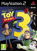 UK Boxshot of Toy Story 3 (PS2)