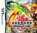 UK Boxshot of Bakugan: Defenders of the Core (DS)