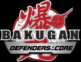 Logo of Bakugan: Defenders of the Core (DS)