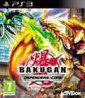 UK Boxshot of Bakugan: Defenders of the Core (PS3)