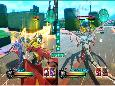 Screenshot of Bakugan: Defenders of the Core (PS3)