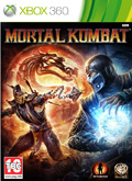 UK Boxshot of Mortal Kombat (XBOX360)