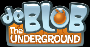 Logo of de Blob 2: The Underground (PS3)