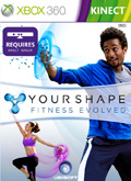 UK Boxshot of Your Shape: Fitness Evolved (XBOX360)