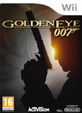 UK Boxshot of GoldenEye 007 (NINTENDO Wii)