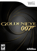 US Boxshot of GoldenEye 007 (NINTENDO Wii)