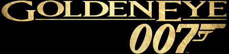 Logo of GoldenEye 007 (NINTENDO Wii)