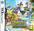 UK Boxshot of Pokemon Ranger: Guardian Signs (DS)
