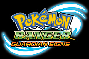 Logo of Pokemon Ranger: Guardian Signs (DS)