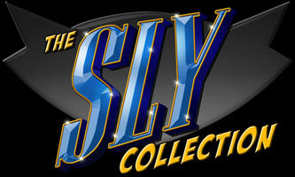 Logo of Sly Collection (PS3)