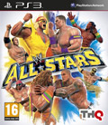 UK Boxshot of WWE All Stars (PS3)