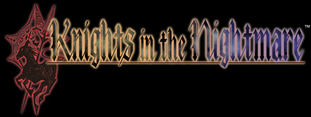 Logo of Knights in the Nightmare (PSP)