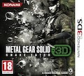 UK Boxshot of Metal Gear Solid: Snake Eater (3DS)