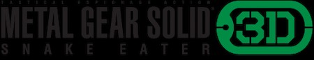 Logo of Metal Gear Solid: Snake Eater (3DS)