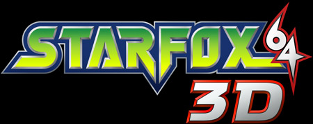 Logo of StarFox 64 3D (3DS)