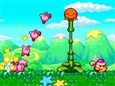 Screenshot of Kirby: Mass Attack (DS)