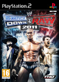UK Boxshot of WWE SmackDown! vs. RAW 2011 (PS2)