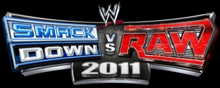 Logo of WWE SmackDown! vs. RAW 2011 (PSP)