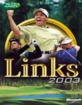 UK Boxshot of Links 2003 (PC)