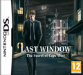 UK Boxshot of Last Window: The Secret of Cape West (DS)