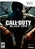 US Boxshot of Call of Duty: Black Ops (NINTENDO Wii)