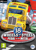 UK Boxshot of 18 Wheels of Steel: Pedal To The Metal (PC)