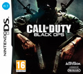 UK Boxshot of Call of Duty: Black Ops (DS)