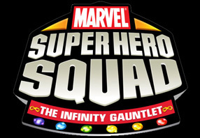 Logo of Marvel Super Hero Squad: Infinity Gauntlet (XBOX360)
