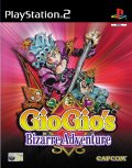 UK Boxshot of GioGio's Bizarre Adventure (PS2)