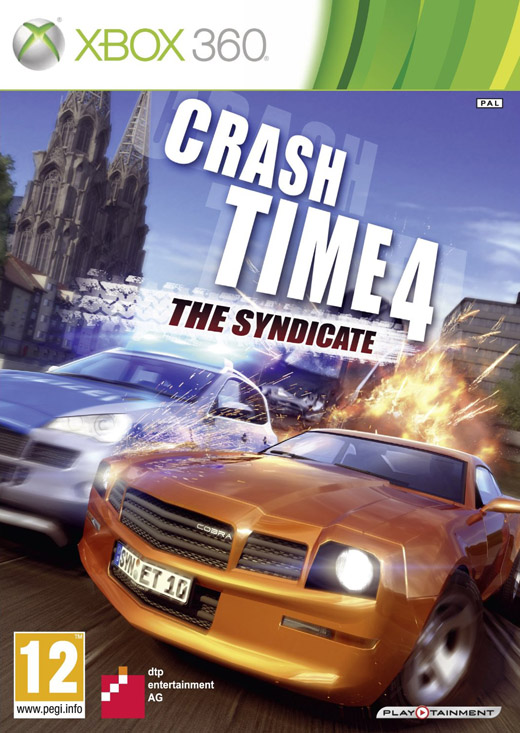 Crash Time 4 The Syndicate REGION PAL Xbox Ps3 Pc jtag rgh dvd iso Xbox360 Wii Nintendo Mac Linux