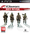 UK Boxshot of Operation Flashpoint: Red River (PS3)