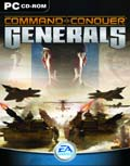 UK Boxshot of Command & Conquer Generals (PC)
