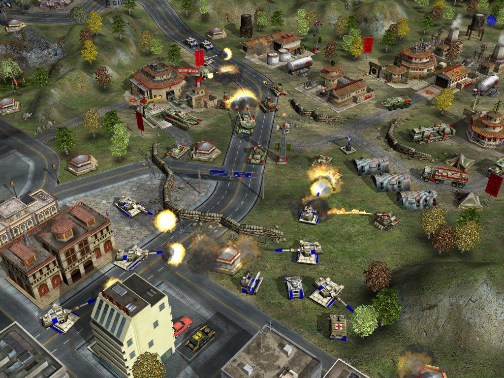Command & Conquer: Generals + Zero Hour (RUS|ENG) [RePack] от R.G. Механики