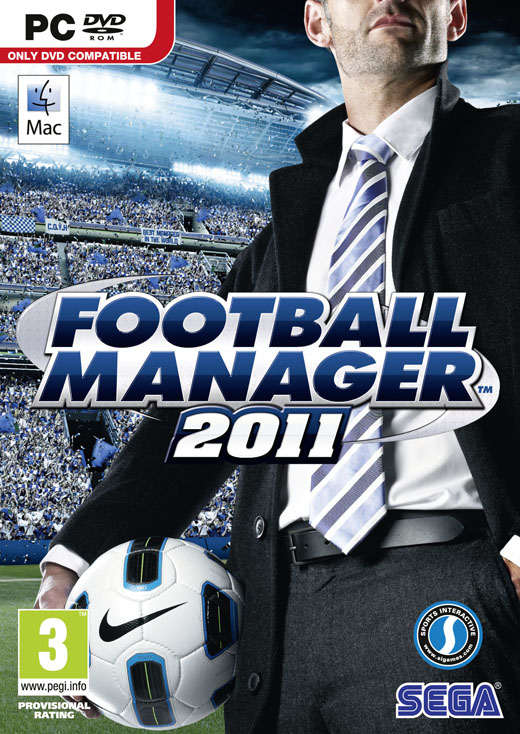 Football Manager 2011   Crackeado