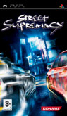 UK Boxshot of Street Supremacy (PSP)
