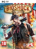 UK Boxshot of BioShock Infinite (PC)